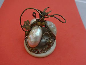 Bell with Abalone Shell