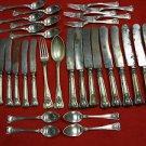 32 Pieces of German 800 Silver