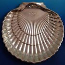 Beautiful Sterling Silver Shell Bowl or Tray by Gorham ( #40617) with Ball Feet