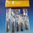 Stainless Alain Saint-Joanis Arlequin Five Piece Dinner Setting New in Box #9