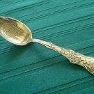 Utah Sterling Souvenir Spoon