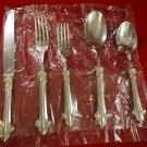 8 Five Piece Place Settings Tuscan Pearls Pewter by Fina Italian Silver