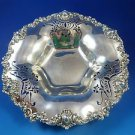 Sterling Silver Pierced Bowl with Applied Boarder by Marcus & Co. of NY