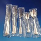 Never Used  Empire by Chambly Silverplate 5 Piece Place Setting #94