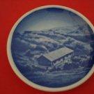 Royal Copenhagen Mini Plate Rebild Bakker