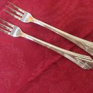 Brighton Towle Stainless 2 Cocktail or Seafood Forks