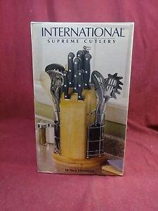 International Supreme Cutlery Set