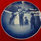 2003 B&G Bing & Grondahl Christmas Plate / Great Anniversary or Birthday Present