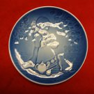 "1985 Bing & Grondahl B&G Children's Day Plate ""Magic Tea Party"""