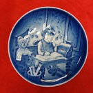 "1995 Bing & Grondahl B&G Children's Day Plate ""My First Book"""