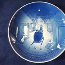 1979 CHRISTMAS PLATE B&G BING & GRONDAHL / GREAT BIRTHDAY OR ANNIVERSARY PRESENT