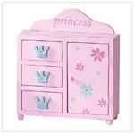 """Princess"" Mini-Cabinet"