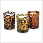 NEW! Safari Lites Votive Candles