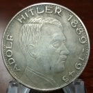 WWII WW2 Nazi German ADOLF HITLER 1889-1935 Coin Eagle Swastika