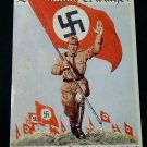 WWII WW2 Nazi German Deutschland Erwache Germany Awakes Metal sign