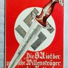 WWII WW2 Nazi German SA Dagger knife Metal sign