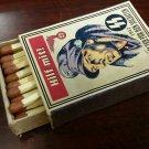 WWII Nazi German Waffen SS soldier Vintage matchbox
