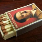 WWII Nazi German Adolf Hitler The Fuhrer Vintage matchbox
