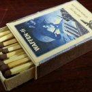 WWII Nazi German Waffen SS Vintage matchbox