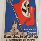 WWII WW2 Nazi German Wafin SS Flag Propaganda Metal sign