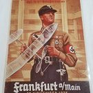 WWII WW2 Nazi German SA Stormtrooper Propaganda Metal sign