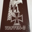 WWII WW2 Nazi German Waffen SS Bird Propaganda Metal sign