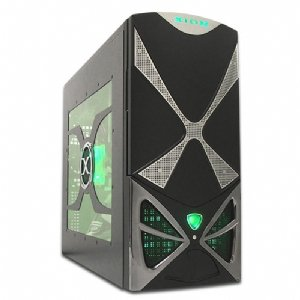 Xion II Black ATX Mid-Tower Case