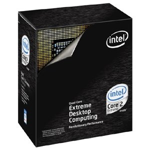 Intel Core 2 Extreme QX6800 Processor - 2.93GHz