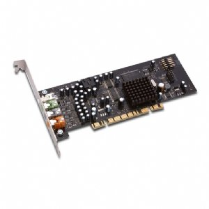 Creative Labs Sound Blaster X-Fi XtremeGamer PCI Sound Card