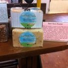 Beet Root and Chamomile STRETCH MARKS & WRINKLES  HANDMADE Bar Soap Goat Milk