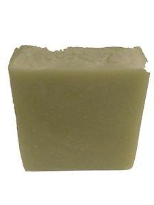 Cucumber and Aloe Bar Soap Summer Sun Sunburns HUGE SQUARE BAR 4.5 OZ SOOTHING