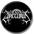 ARCTURUS band button! (25mm, badges,pins, heavy metal, black metal)