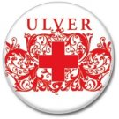 ULVER band button! (25mm, badges,pins, heavy metal, black metal)