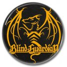 BLIND GUARDIAN band button! (1inch, 25mm, badges,pins,heavy metal)