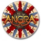 ANGRA band button! (1inch, 25mm, badges,pins,heavy metal)