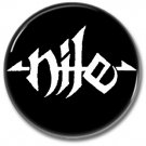 NILE band button! (25mm, badges, pins, heavy metal, death metal)