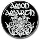 AMON AMARTH band button! (25mm, badges, pins, heavy metal, death metal)