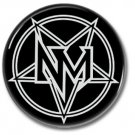 NEVERMORE band button! (1inch, 25mm, badges,pins, heavymetal)
