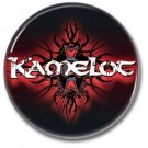 KAMELOT band button! (1inch, 25mm, badges,pins, heavymetal)