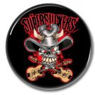 SUPERSUCKERS band button! (1inch, 25mm, badges,pins, garagerock)