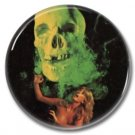 Occult button  (1.22 inch, 31mm, badges, pins, horror)