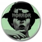 Horror Bat (1inch, 25mm, badges, pins, horror)