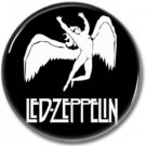 LED ZEPPELIN button! (25mm, badges, pins, sleaze, hair metal, heavy metal)