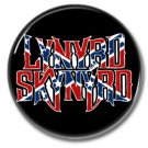LYNYRD SKYNYRD button! (25mm, badges, pins, heavy metal, southern rock)