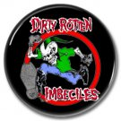 DRI band button! (25mm, badges, pins, heavy metal, thrash metal)