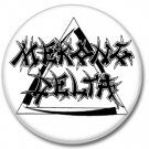 MEKONG DELTA band button! (25mm, badges, pins, heavy metal, thrash metal)