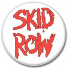 SKID ROW band button! (25mm, badges, pins, heavy metal, hair metal)