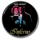 Dario Argento Inferno button (25mm, badges, pins, horror)