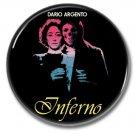 Dario Argento Inferno button (25mm, badges, pins, horror)