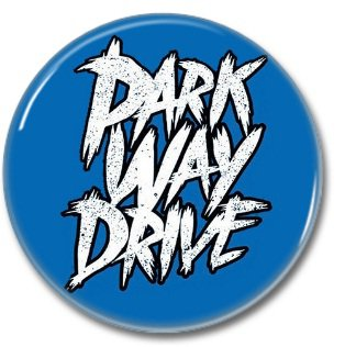 Parkway Drive band button! (25mm, badges, pins, heavy metal, metalcore, deathcore)